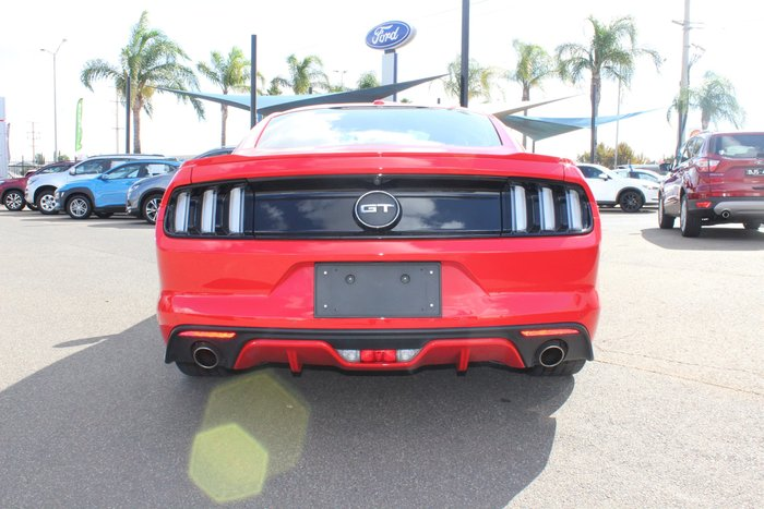 2017 Ford Mustang GT FM MY17 Race Red
