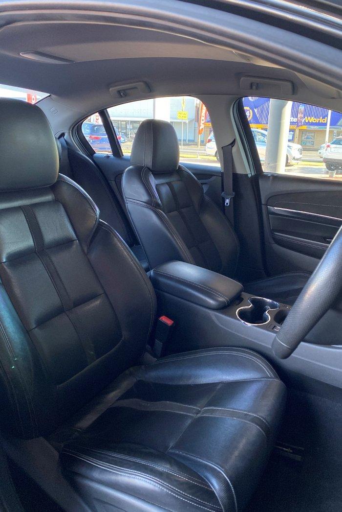 2014 Holden Commodore SS V VF MY14 Black