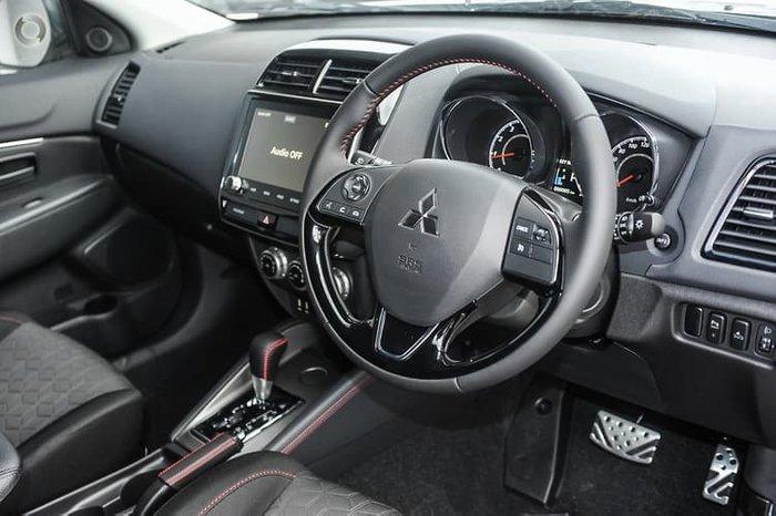 2021 Mitsubishi ASX MR XD MY21 Sterling Silver