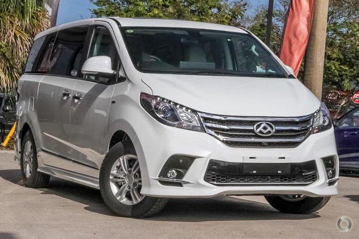 2019 LDV G10 Executive SV7A Blanc White