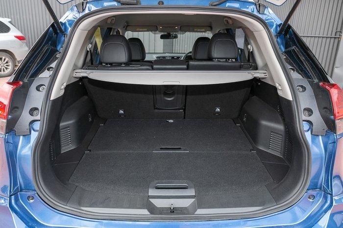 2019 Nissan X-TRAIL ST T32 Series II Marine Blue