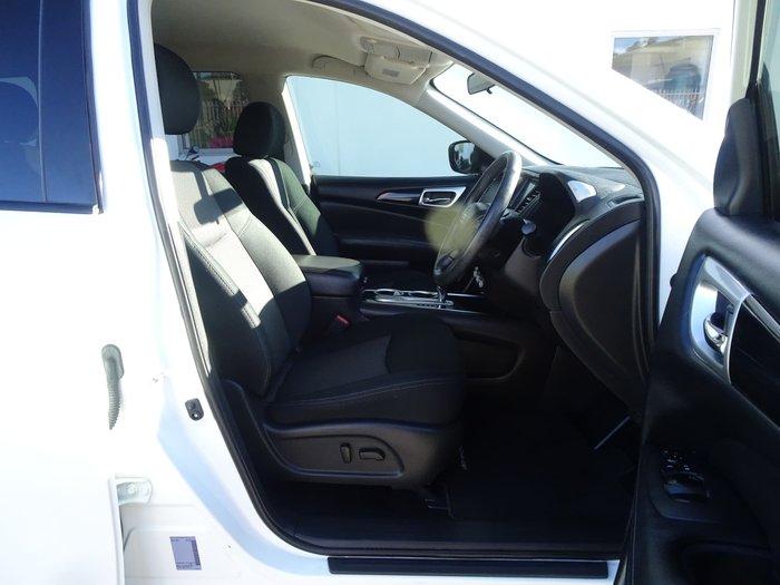 2018 Nissan Pathfinder ST R52 Series II MY17 Ivory Pearl