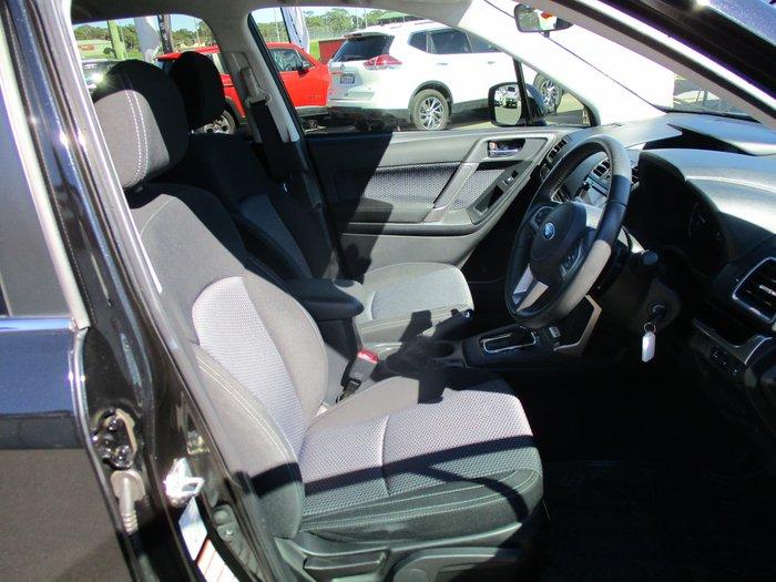 2016 Subaru Forester 2.5i-L S4 MY17 AWD Crystal Black