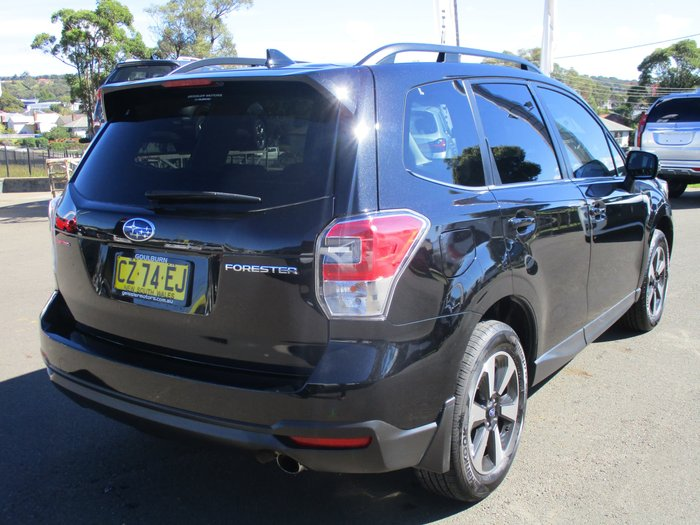 2016 Subaru Forester 2.5i-L S4 MY17 AWD Crystal Black