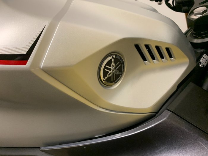 2020 Yamaha YZF-R3 (YZF-R3A) Silver