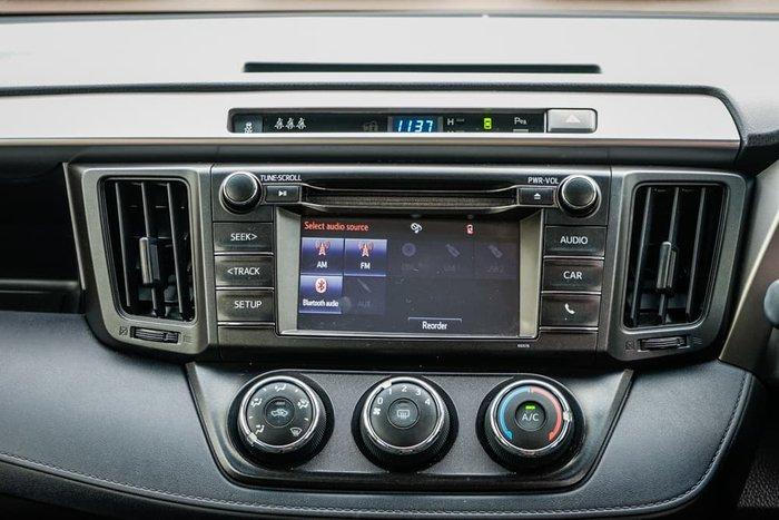 2017 Toyota RAV4 GX ZSA42R Graphite