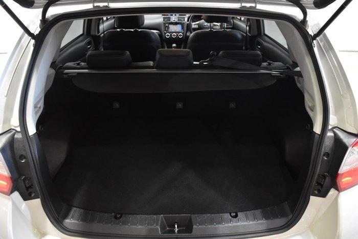2013 Subaru XV 2.0i-S G4X MY14 AWD Satin White Pearl