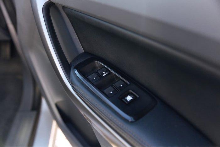 2017 Ford Ranger XLT PX MkII 4X4 Dual Range Ingot Silver