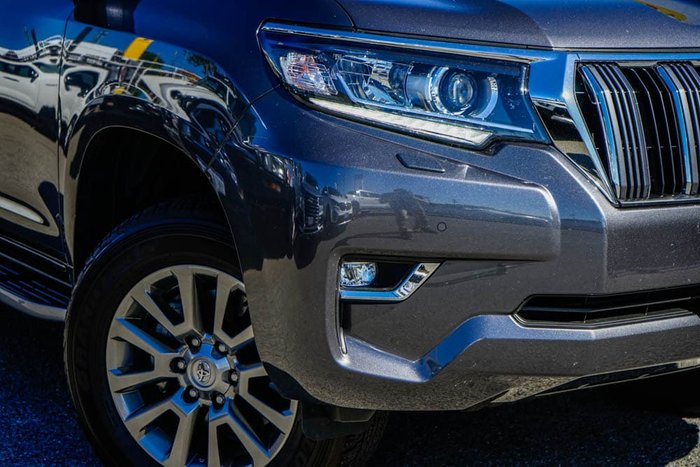 2018 Toyota Landcruiser Prado VX GDJ150R 4X4 Dual Range Graphite