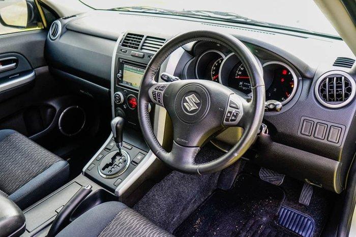 2012 Suzuki Grand Vitara Urban JB MY13 Silky Silver