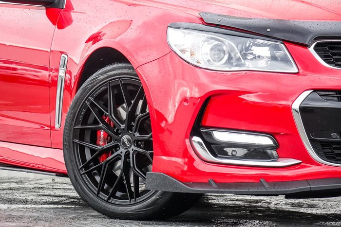2015 Holden Commodore SS V Redline VF Series II MY16 Red
