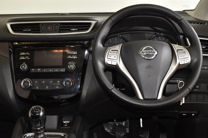 2014 Nissan QASHQAI ST J11 Platinum