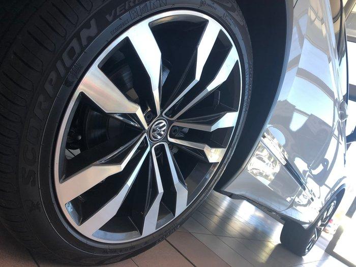 2021 Volkswagen Tiguan 140TDI Highline Allspace 5N MY21 Four Wheel Drive Pure White