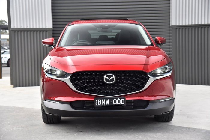 2021 Mazda CX-30 G25 Astina DM Series AWD Soul Red Crystal