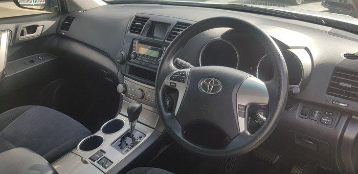 2013 Toyota Kluger KX-R GSU45R AWD Crystal Pearl