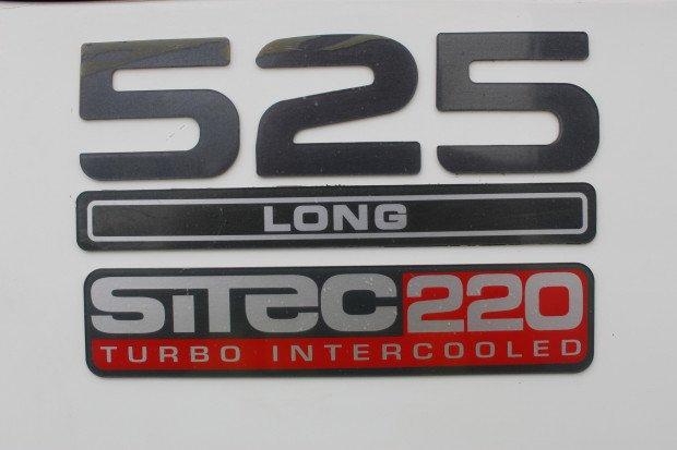 2005 Isuzu FRR525 LOW KILOMETRES WHITE
