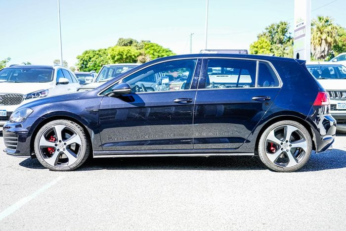 2013 Volkswagen Golf GTI 7 MY14 Deep Black