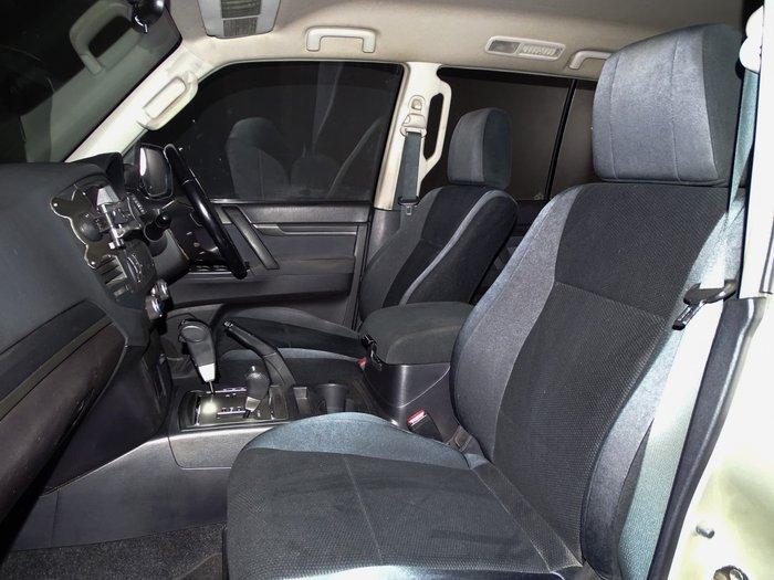 2008 Mitsubishi Pajero GLX NS 4X4 Gold