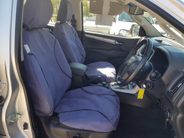 2017 Holden Colorado LTZ RG MY17 4X4 Dual Range Nitrate