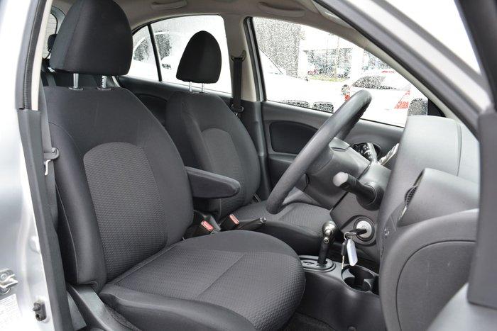 2013 Nissan Micra ST K13 MY13 Monaco Platinum