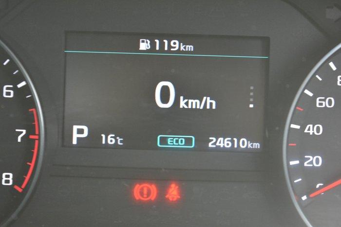 2018 Kia Sportage GT-Line QL MY19 AWD Cherry Black