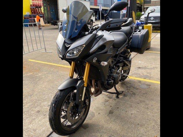 2014 Yamaha MT-09 Black