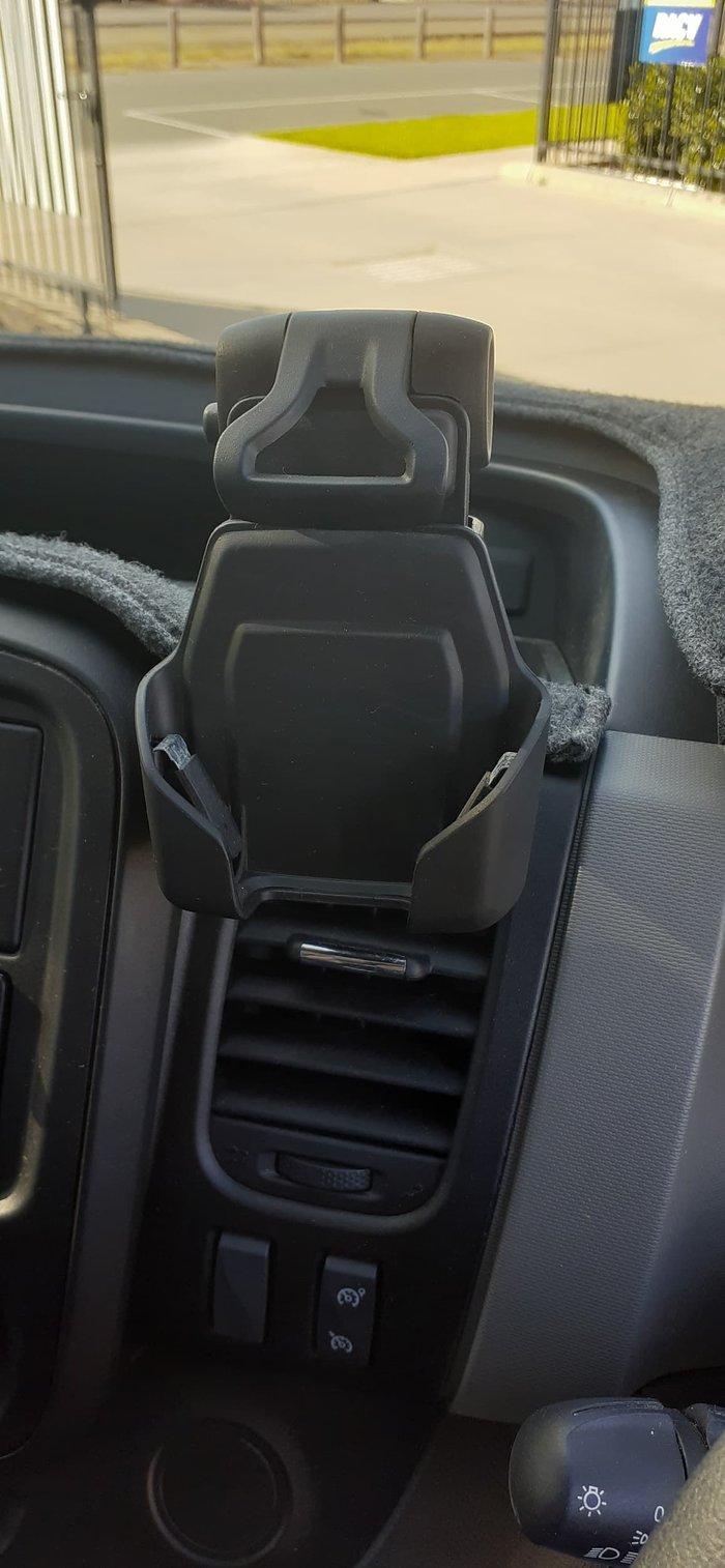 2017 Renault Trafic 85kW X82 Glacier White