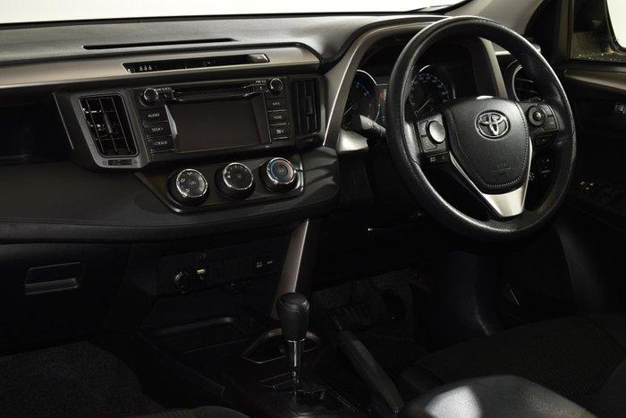 2018 Toyota RAV4 GX ZSA42R Black