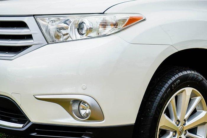 2011 Toyota Kluger Grande GSU40R MY11 Crystal Pearl