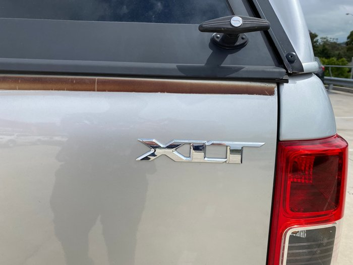2015 Ford Ranger XLT PX 4X4 Dual Range Highlight Silver