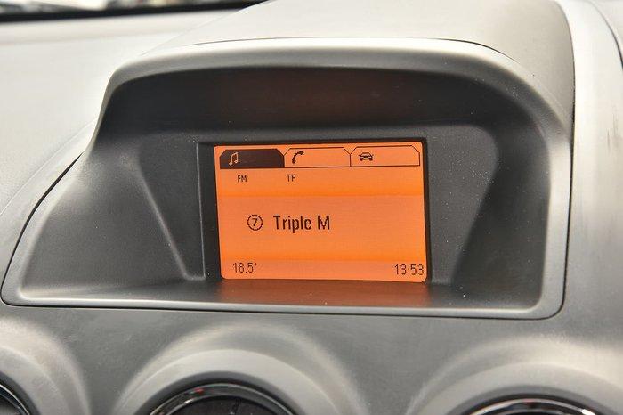 2014 Holden Captiva 5 LTZ CG MY14 AWD Grey