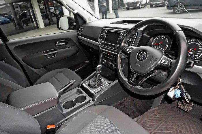 2018 Volkswagen Amarok TDI550 Sportline 2H MY18 4X4 Constant Black