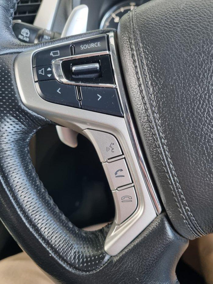 2018 Mitsubishi Pajero Sport Exceed QE MY18 4X4 Dual Range Grey