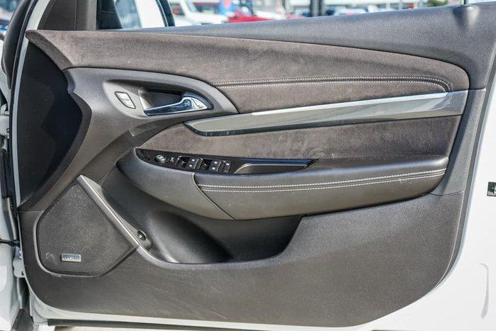 2013 Holden Special Vehicles Clubsport R8 GEN-F MY14 Heron White