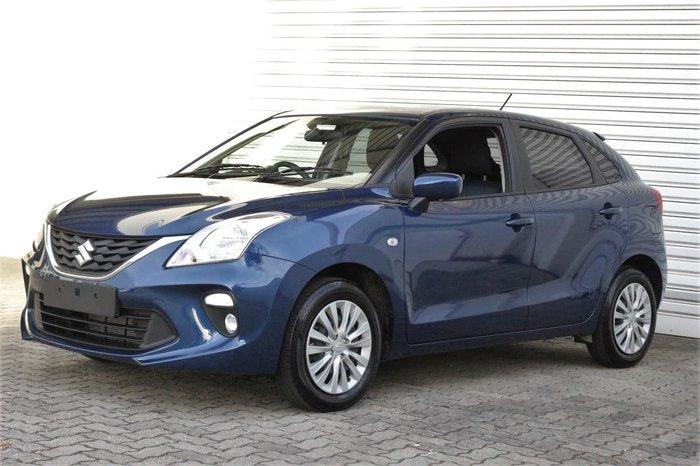 2020 Suzuki Baleno GL EW Series II Blue