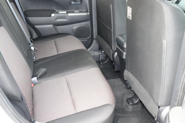 2018 Mitsubishi ASX LS XC MY18