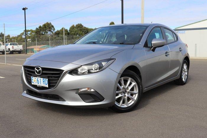 2015 Mazda 3 Neo BM Series Silver
