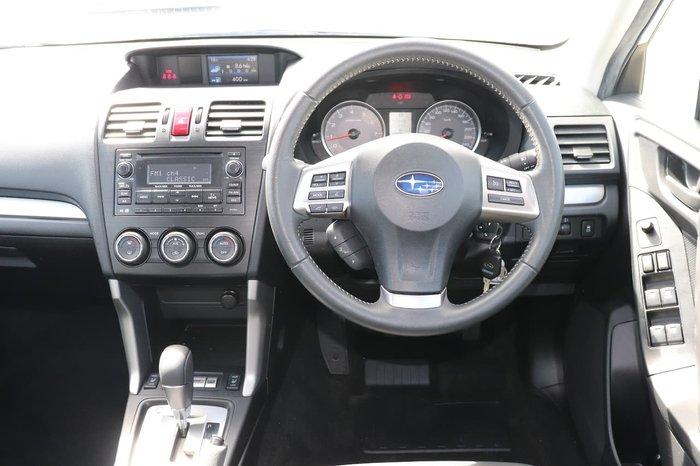 2014 Subaru Forester 2.5i S4 MY14 AWD White