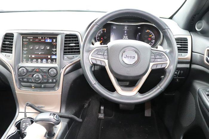 2015 Jeep Grand Cherokee Laredo WK MY15 4X4 Dual Range Gold