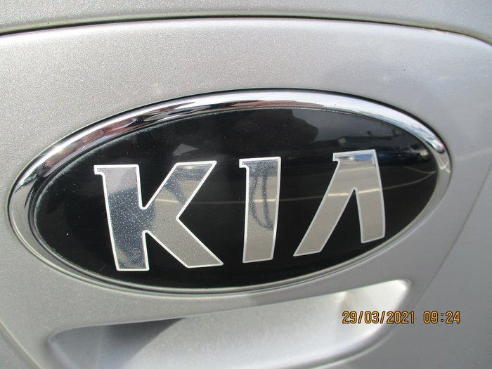 2014 Kia Rio S UB MY14 Silver