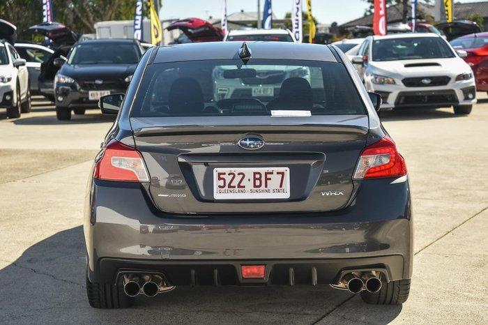 2020 Subaru WRX V1 MY20 AWD Grey