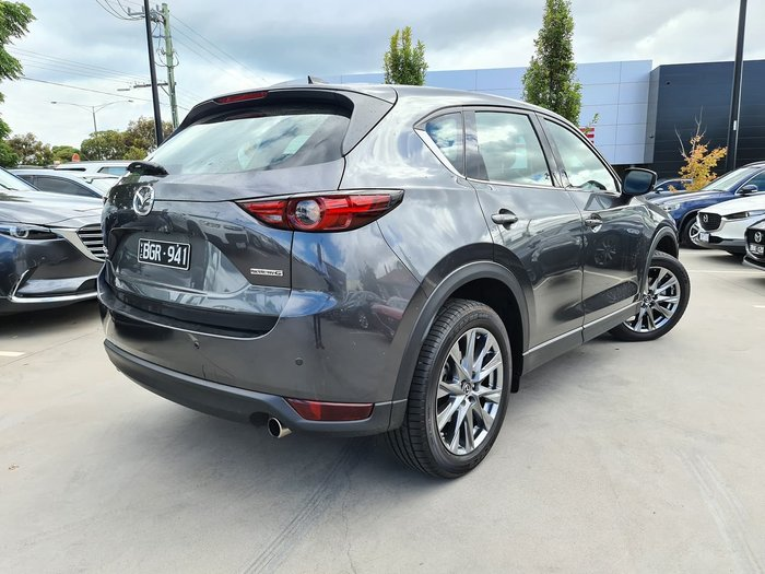 2020 Mazda CX-5 Akera KF Series AWD Grey