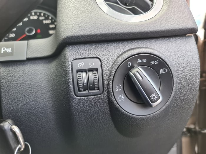 2014 Volkswagen Tiguan 130TDI 5N MY15 Four Wheel Drive Beige