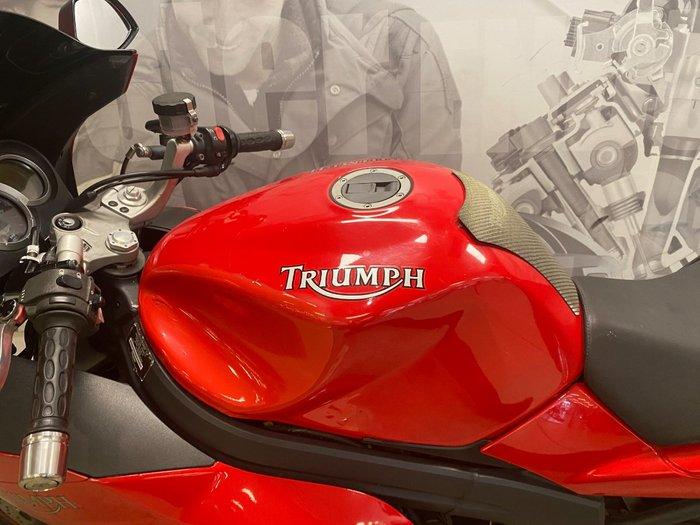 2008 Triumph SPRINT ST