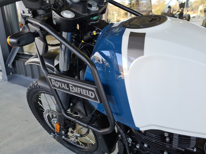 2021 Royal Enfield Continental GT 650 650 Twin Ventura Blue or Black Magic (Custom colours $9,140 Ice Queen; Dr Mayhem; Chrome options $9,340 Mister Clean)