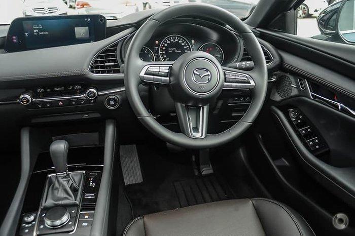 2021 Mazda 3 G25 Astina BP Series Deep Crystal Blue