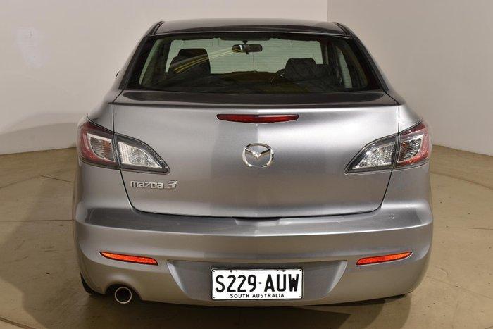 2012 Mazda 3 Neo BL Series 2 Aluminium