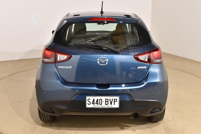2018 Mazda 2 Neo DJ Series Blue