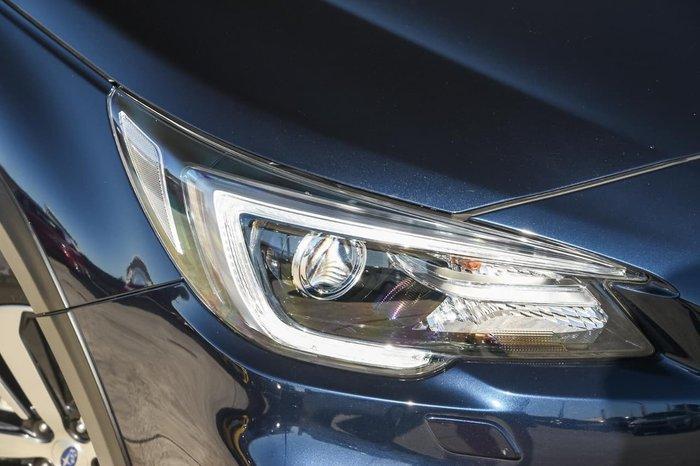 2020 Subaru Outback 2.5i Premium 5GEN MY20 AWD Blue