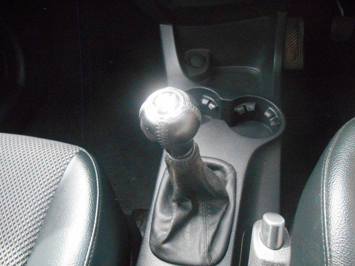 2009 Kia Sportage LX KM2 MY10 Clear White
